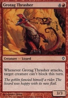 Worldwake Foil: Grotag Thrasher