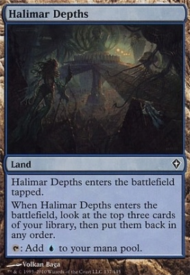 Worldwake: Halimar Depths