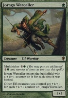 Worldwake: Joraga Warcaller