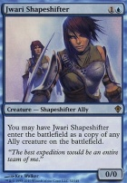 Worldwake Foil: Jwari Shapeshifter