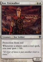 Worldwake: Kor Firewalker