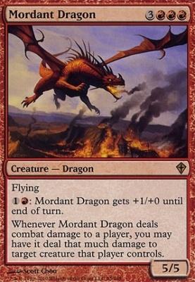 Worldwake: Mordant Dragon
