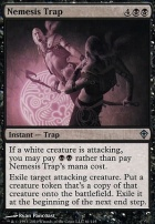 Worldwake Foil: Nemesis Trap