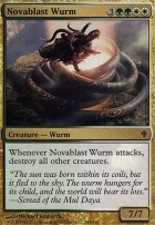 Worldwake: Novablast Wurm
