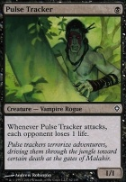 Worldwake Foil: Pulse Tracker