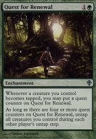 Worldwake Foil: Quest for Renewal