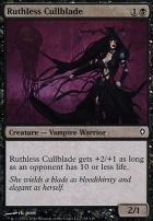 Worldwake Foil: Ruthless Cullblade