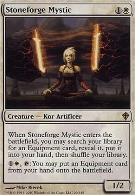 Worldwake: Stoneforge Mystic