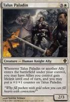 Worldwake: Talus Paladin