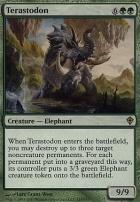 Worldwake: Terastodon