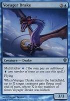 Worldwake Foil: Voyager Drake