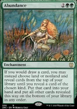 Zendikar Rising Commander Decks: Abundance