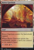 Zendikar Rising Commander Decks: Boros Garrison