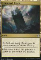 Zendikar Rising Commander Decks: Command Tower