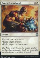 Zendikar Rising Commander Decks: Crush Contraband