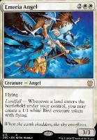 Zendikar Rising Commander Decks: Emeria Angel