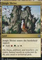 Zendikar Rising Commander Decks: Jungle Shrine