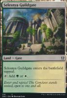 Zendikar Rising Commander Decks: Selesnya Guildgate