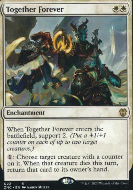 Zendikar Rising Commander Decks: Together Forever