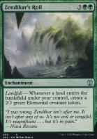 Zendikar Rising Commander Decks: Zendikar's Roil