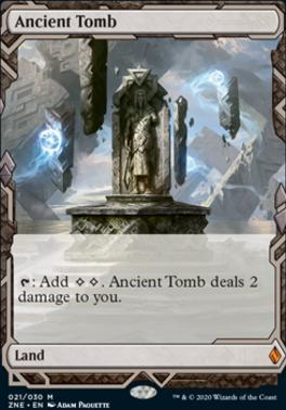 Zendikar Rising Expeditions: Ancient Tomb