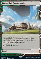 Zendikar Rising Expeditions: Bountiful Promenade