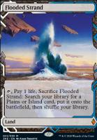 Zendikar Rising Expeditions: Flooded Strand