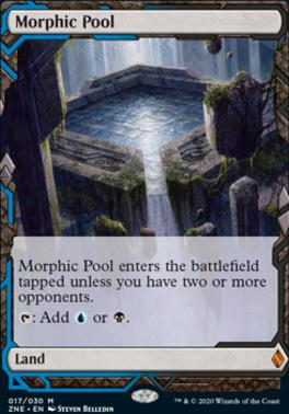 Zendikar Rising Expeditions: Morphic Pool