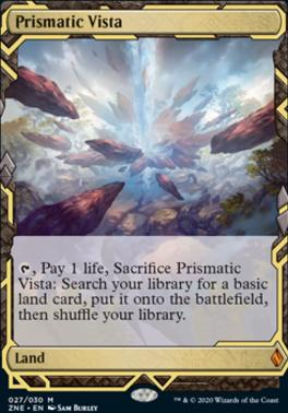 Zendikar Rising Expeditions: Prismatic Vista