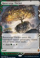 Zendikar Rising Expeditions: Razorverge Thicket
