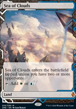 Zendikar Rising Expeditions: Sea of Clouds