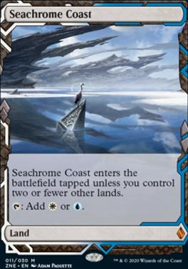 Zendikar Rising Expeditions: Seachrome Coast