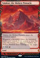 Zendikar Rising Expeditions Foil: Valakut, the Molten Pinnacle
