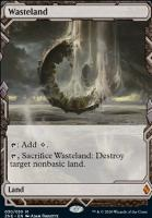 Zendikar Rising Expeditions: Wasteland