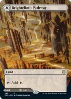 Zendikar Rising Variants: Brightclimb Pathway (Borderless)