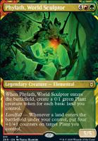 Zendikar Rising Variants: Phylath, World Sculptor (Showcase)