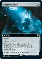 Zendikar Rising Variants Foil: Skyclave Relic (Extended Art)