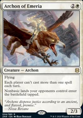 Zendikar Rising: Archon of Emeria