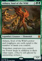 Zendikar Rising: Ashaya, Soul of the Wild