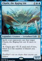 Zendikar Rising: Charix, the Raging Isle