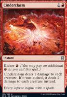 Zendikar Rising: Cinderclasm