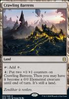 Zendikar Rising: Crawling Barrens