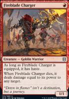 Zendikar Rising: Fireblade Charger