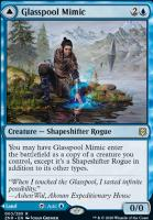 Zendikar Rising: Glasspool Mimic