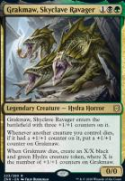 Zendikar Rising: Grakmaw, Skyclave Ravager