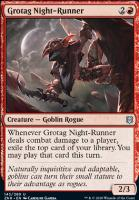Zendikar Rising: Grotag Night-Runner