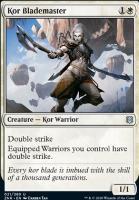 Zendikar Rising: Kor Blademaster