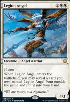 Zendikar Rising: Legion Angel