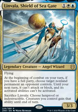 Zendikar Rising: Linvala, Shield of Sea Gate