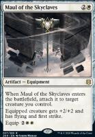 Zendikar Rising: Maul of the Skyclaves